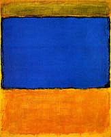 Mark Rothko, Untitled (Oil on canvas)